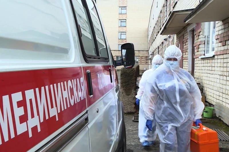 Число случаев заражения COVID-19 в Смоленской области приблизилось к 30 000
