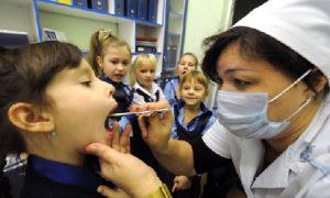 В смоленских школах за здоровьем учеников будут следить с помощью электронных карт