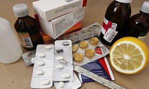 Средства от простуды и гриппа