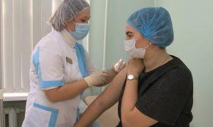 Более 68 тысяч смолян полностью завершили вакцинацию от COVID-19