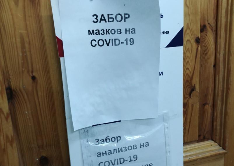 Оперативная статистика по коронавирусу в Смоленской области на 4 июня