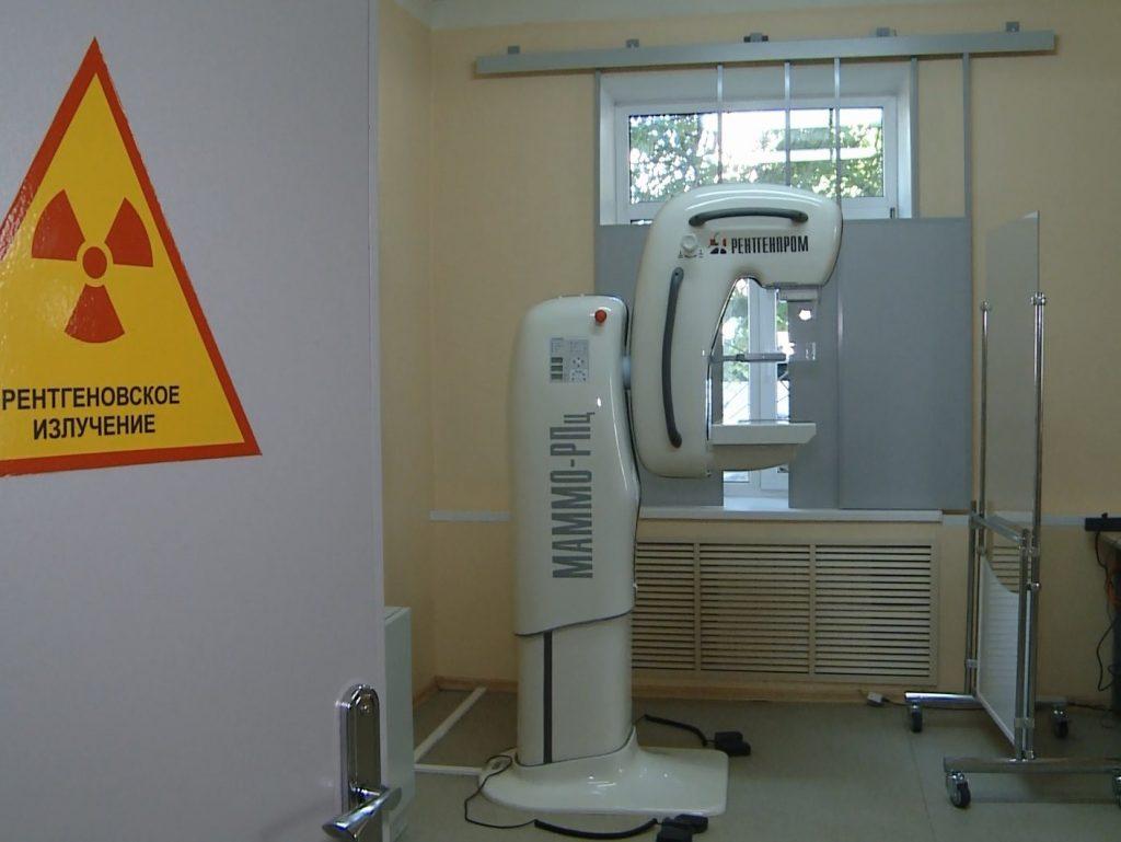 Более тысячи женщин прошли обследование на современном цифровом маммографе в Смоленской ЦРБ
