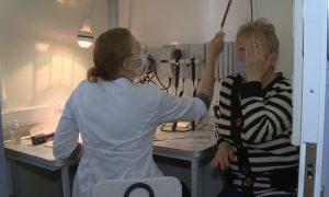 Более 250 жителей Вяземского района обследовали врачи автопоезда «Здоровье Смоленщины»