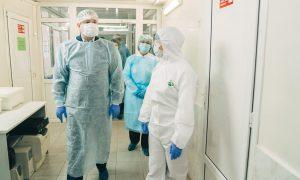 Смоленская область в два раза превысила норматив Минздрава по числу коек для лечения коронавируса