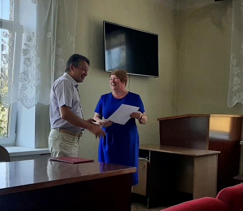 В Смоленске назначили нового главного врача в поликлинике №7
