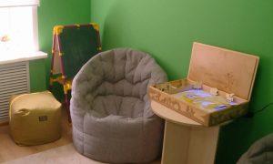 В Смоленске заработала «Зеленая комната» для перенесших травлю и насилие детей