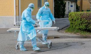 В Смоленской области от COVID-19 скончались более 1200 человек