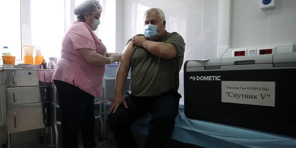В Смоленской области будет увеличено число мобильных пунктов вакцинации от COVID-19