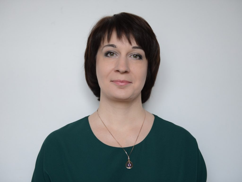 Ольга Стунжас стала новым руководителем Смоленского департамента здравоохранения