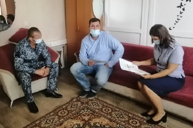 Смоленским осужденным будет помогать международная профессиональная ассоциация психологов