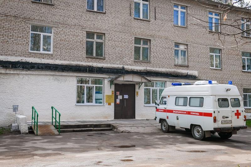 В Краснинском районе завершается ремонт учреждений здравоохранения