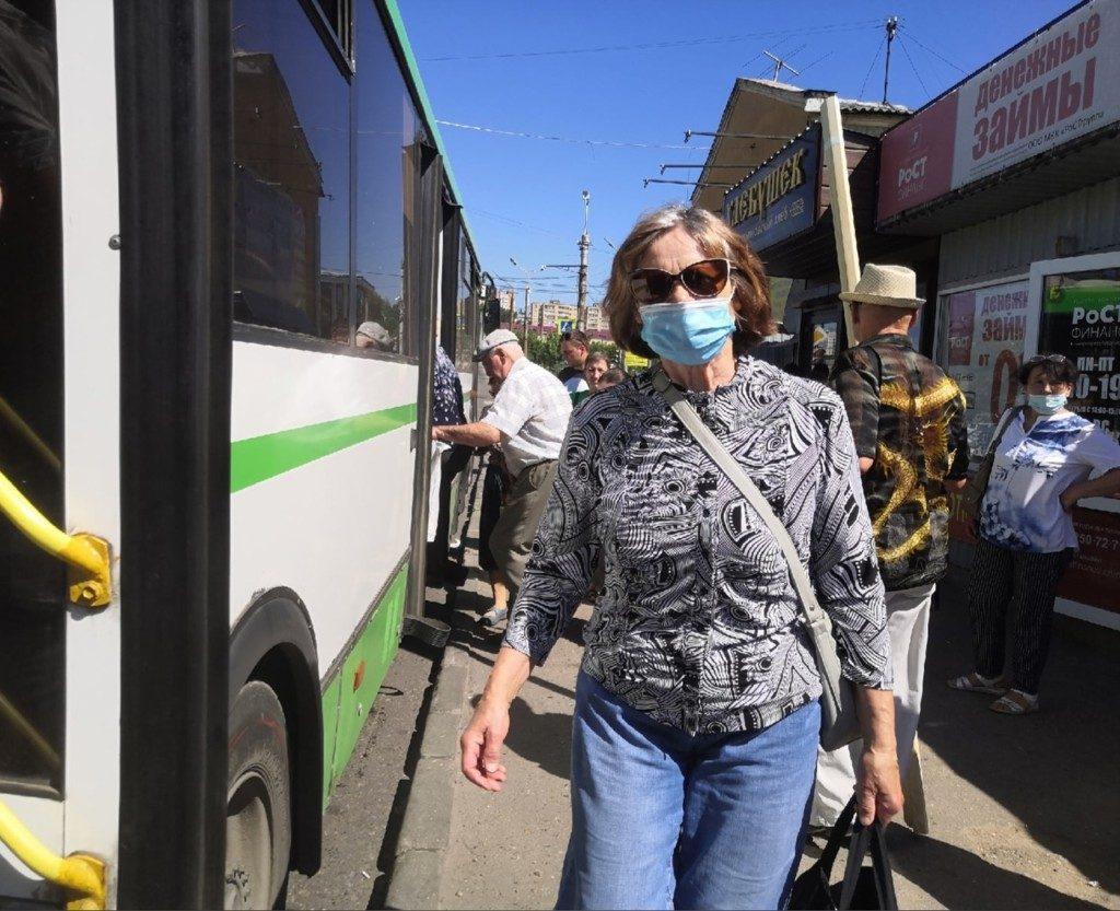 В Смоленской области уменьшилось число коронавирусных больных, которые находятся под наблюдением врачей