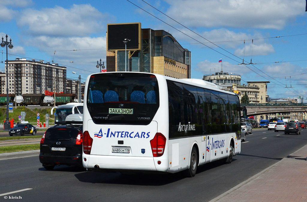Intercars Europe: с комфортом в другие страны