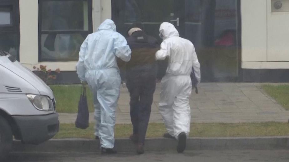 Суд оштрафовал 14 смолян, находящихся в общественных местах без масок