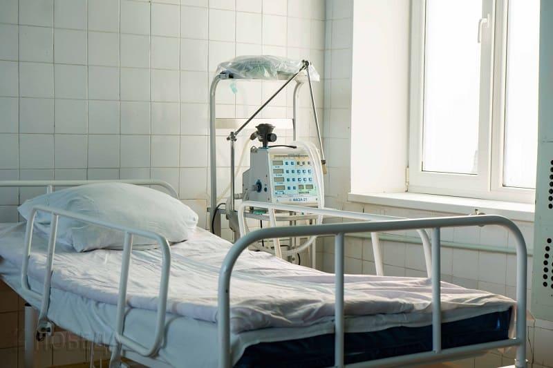 В Смоленской области свободны 30% коек в «ковидных» госпиталях