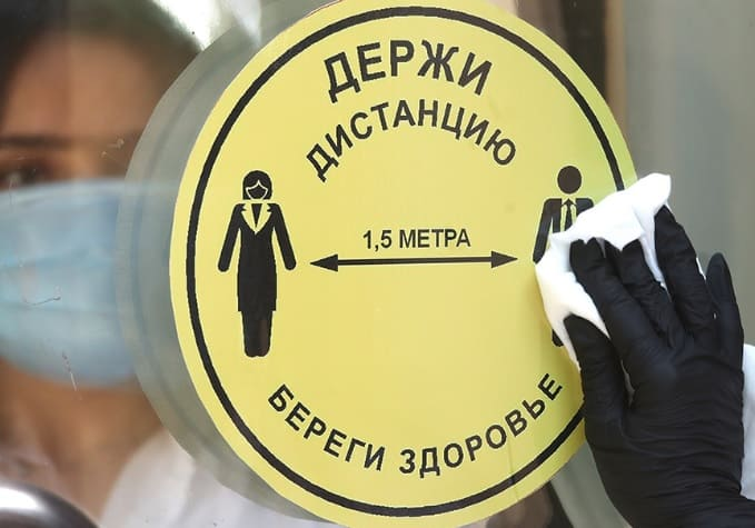 COVID-19 за сутки выявили в дюжине муниципалитетов Смоленской области