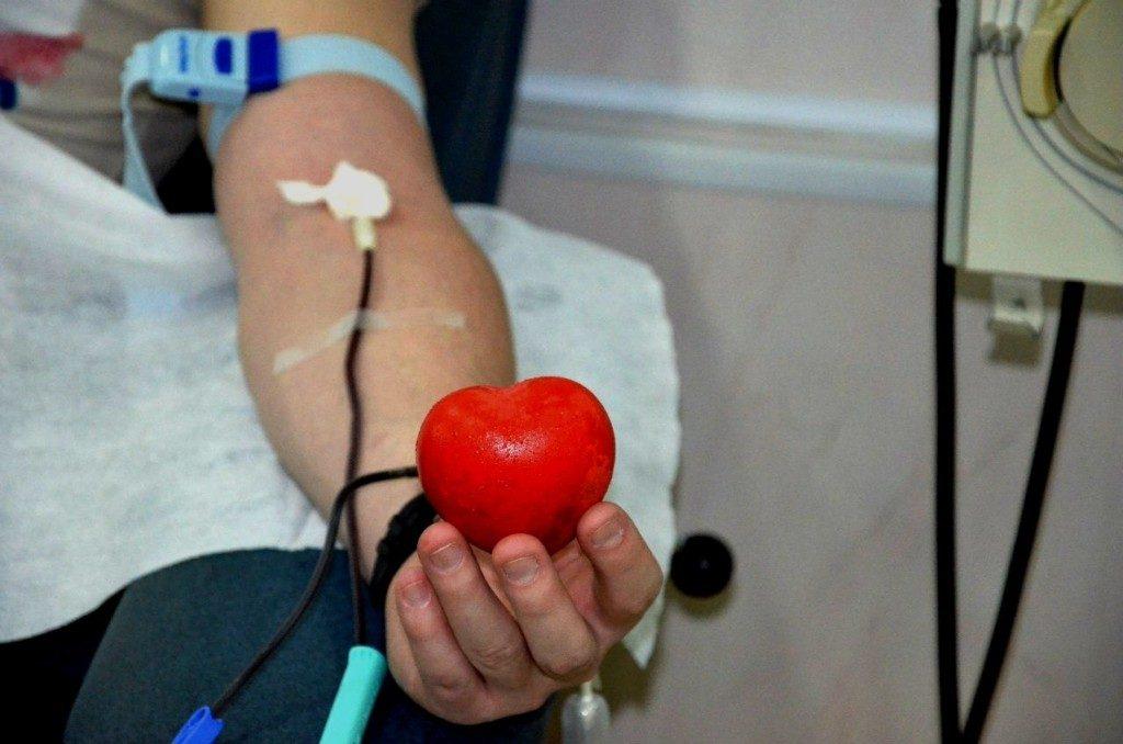 Сдать плазму крови можно в «Смоленском центре крови»