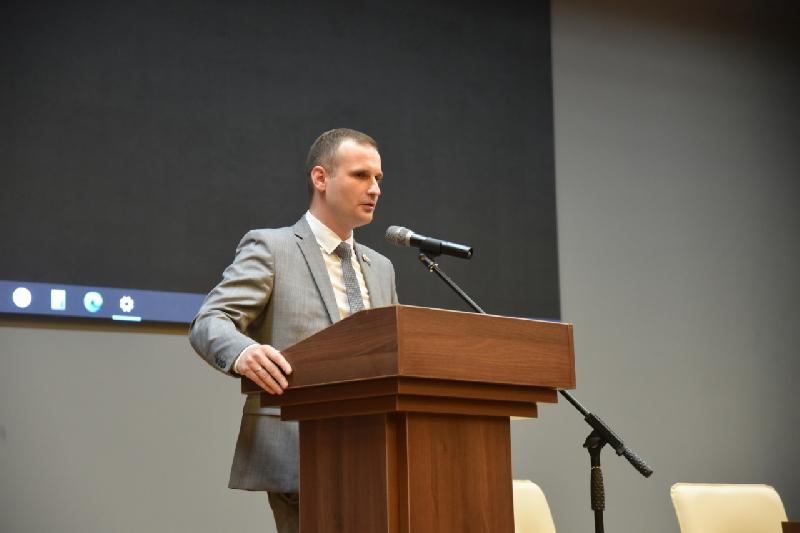 В Смоленске в медицинском университете прошла «ярмарка вакансий»