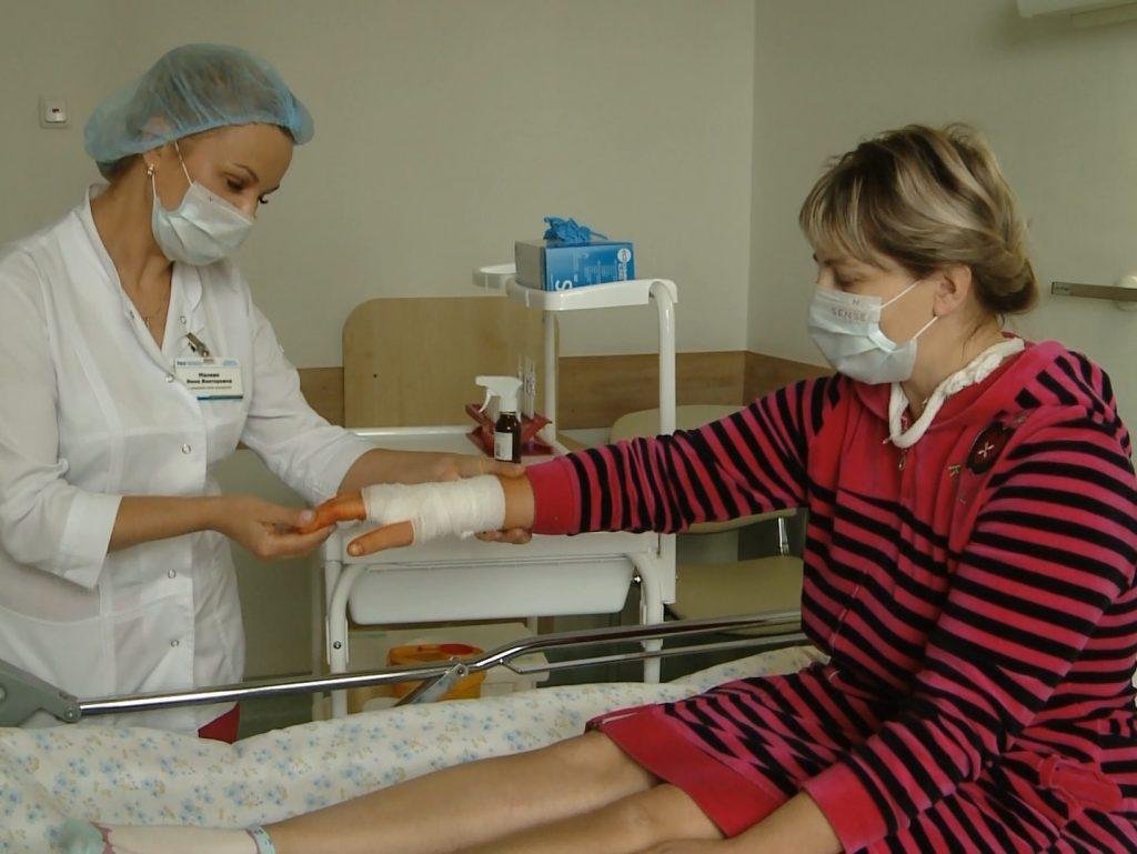 Какой послеоперационный уход за пациентами осуществляют в Смоленском травмацентре