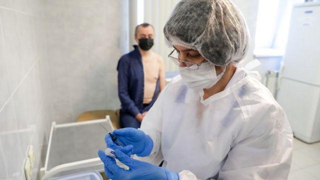В Роспотребнадзоре рассказали о прививочной кампании в Смоленской области