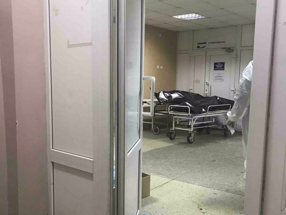 В Смоленской области вновь увеличилась суточная смертность от коронавируса