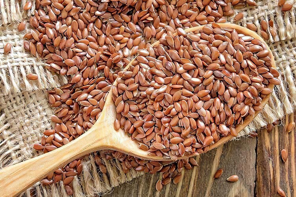 Семена льна против старения, онкологии и ожирения