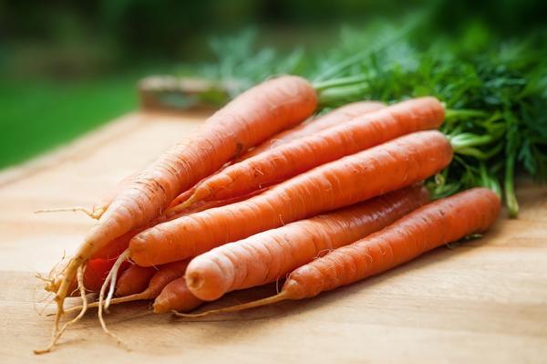 Натуральные рецепты здоровья: морковь для хорошего зрения