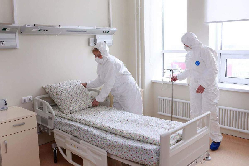 Смоленские больницы вновь перепрофилируют для оказания помощи больным с коронавирусом