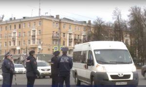 В Смоленске «коронавирусные» рейды в общественном транспорте перевели в ежедневный режим